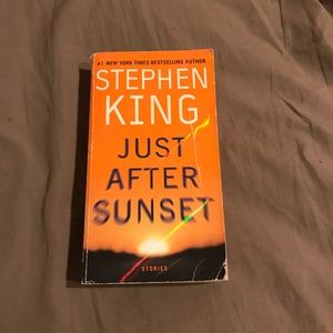 Just After Sunset by Stephen King (short stories)